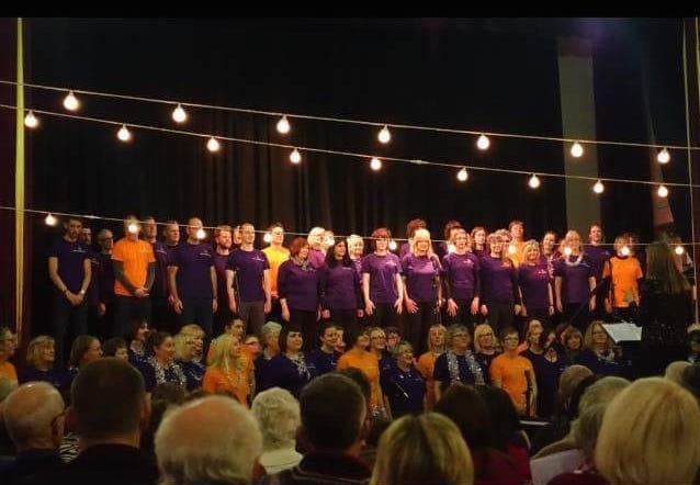 choir saltaire christmas